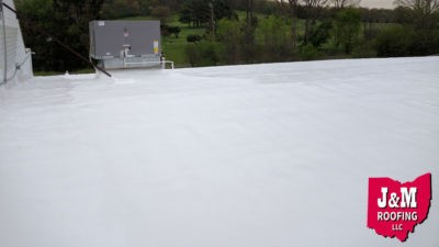 commercial roofing coatings