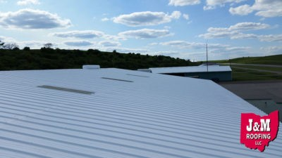 white roofing coatings