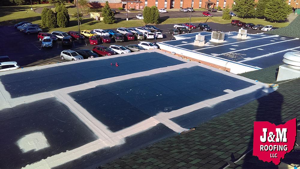 flat roof coating provider