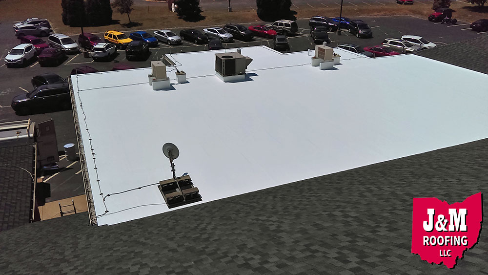 roof restoration membrane