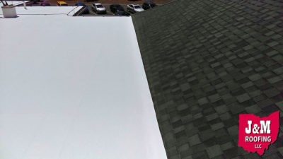 flat roofing restoration