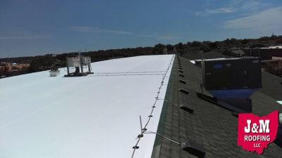 flat roofing company