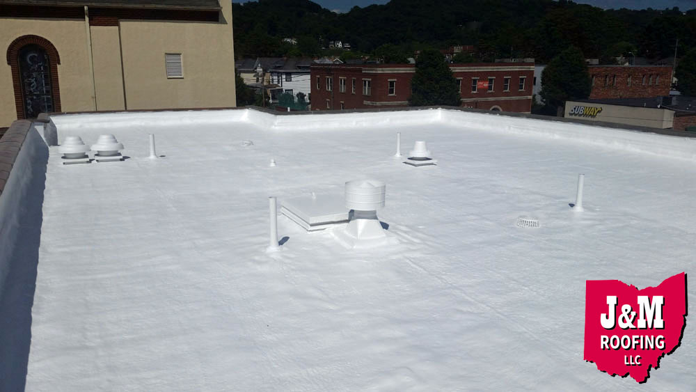 spray polyurethane foam roof coating service provider