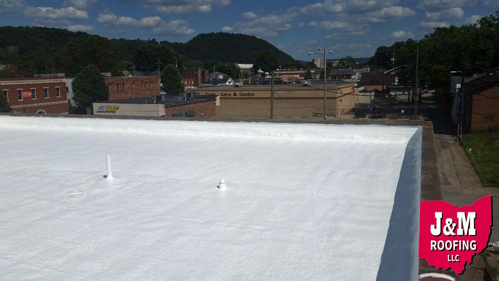 spray polyurethane foam roof coating contractor