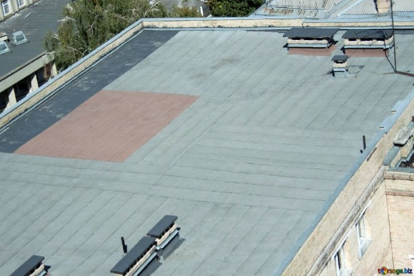 advantages and disadvantages of flat roof structure