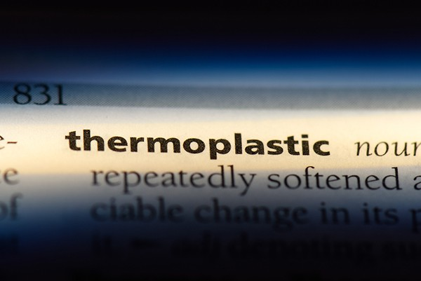 thermoplastic word in a dictionary