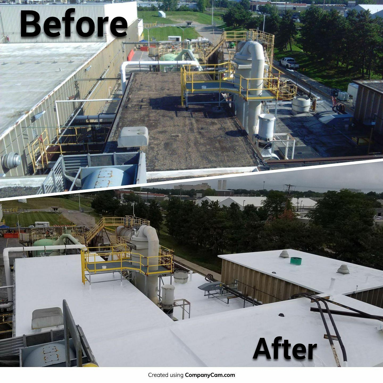 Spray Polyurethane Foam System