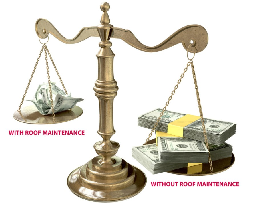 Balance For Your Roofing